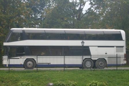 Bus rental Bremen, Germany Double-decker