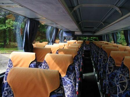 bus rental Bremen, Germany neoplan 50 seats