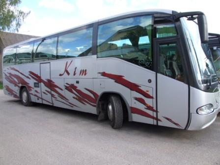 Bus rental Bremen, Germany Van Hool 45 50 seats