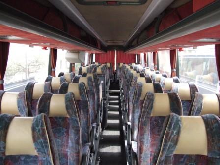 bus rental Bremen, Germany Scania 55 60 seats